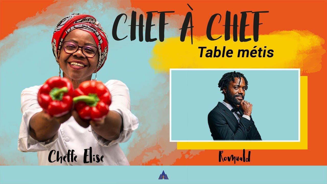 CHEF A CHEF #2 : QUI EST ROMUALD, LE CHEF CUISINIER DE TABLE METIS ?