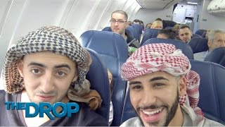 YouTube Star Kicked off Plane for Speaking Arabic - The Drop Presented by ADD