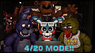 My Punishment... || 20/20/20/20 CHALLENGE! || Five Nights At Freddy's 1