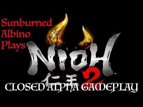 Sunburned Albino Plays the Nioh 2 Closed Alpha