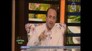 فيديو..طلعت عمر: الاتصالات متمسكة بتغيير مواد القانون التي استغلها الأمن خلال ثورة  يناير