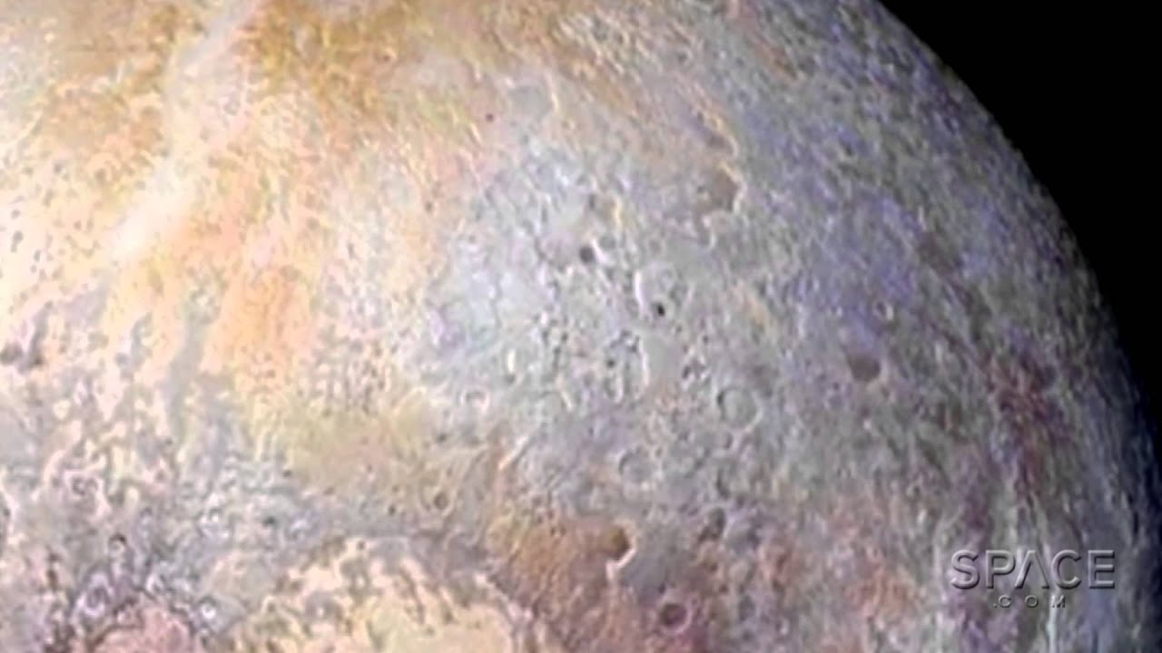 Incredible Pluto False Color Portrait Created From ... - photo#49
