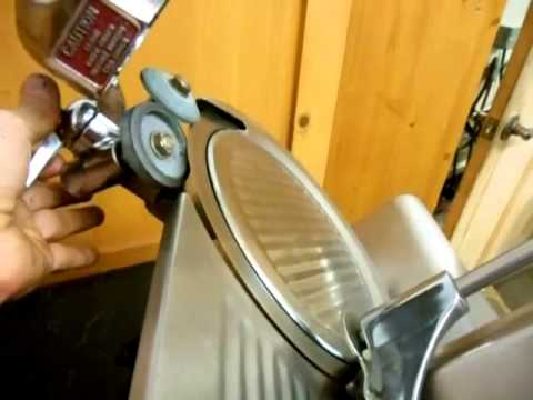 Globe Automatic Meat Slicer