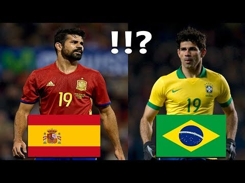 11 Football Players Who Played For 2 Countries
