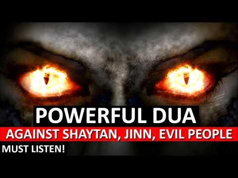 Powerful  DUA Against Shaytan, Bad Evil Jealous People, Black magic Sihir, Jinns ᴴᴰ ~ Must Watch! thumbnail