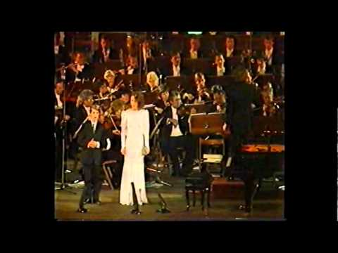 Pie Jesu - Sarah Brightman & Paul Miles-Kingston.wmv