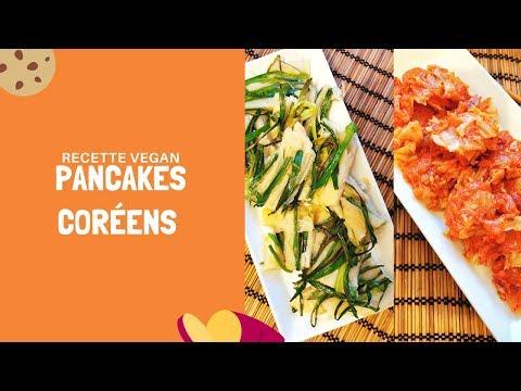 recette-vegan---pancakes-corÉens-(-kimchijeon-&-pajeon)