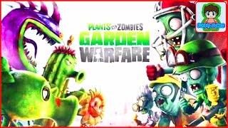Растнение против зомби садовая война от фаника 2 plants vs zombies garden warfare
