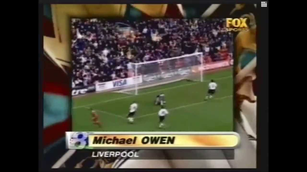 Epl 10 great goals from the 1998 99 season youtube for Epl table 1998 99