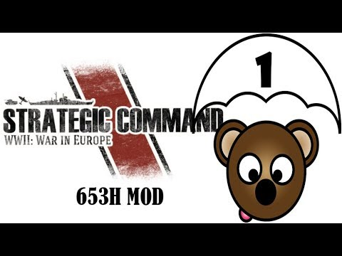 Strategic Command | 653H MOD as the Axis | Part 1