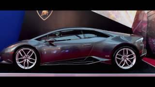 Lamborghini Huracán: Doctor Strange worldwide premiere