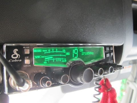 Trucking Tools Of The Trade Communication Part 3 CB Radio's