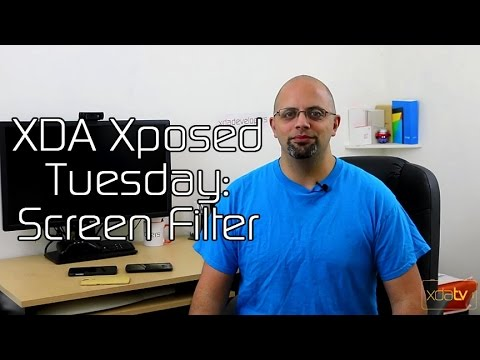 Screen Dimming to the Next Level – XDA Xposed Tuesday