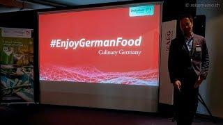 Harald Henning über das Reiseland Deutschland und seine kulinarischen Vorzüge