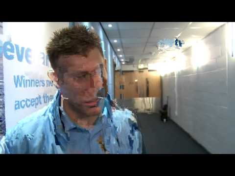 City v Liverpool EXCLUSIVE James Milner post-match interview