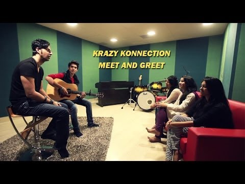 Krazy Konnection Meet and Greet