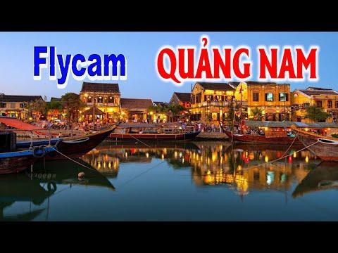 Hong Nhat TV - Tam Hiệp - Núi Thành - Quảng Nam qua Flycam MavicPro