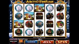 Как играть на слоте Arctic Fortune бесплатно - советы от портала 777igrovye-avtomaty.com(, 2015-02-02T14:58:24.000Z)