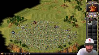 NEW MAPS LIVE STREAM Command & Conquer: Red Alert 2 - Yuri's Revenge Online Multiplayer