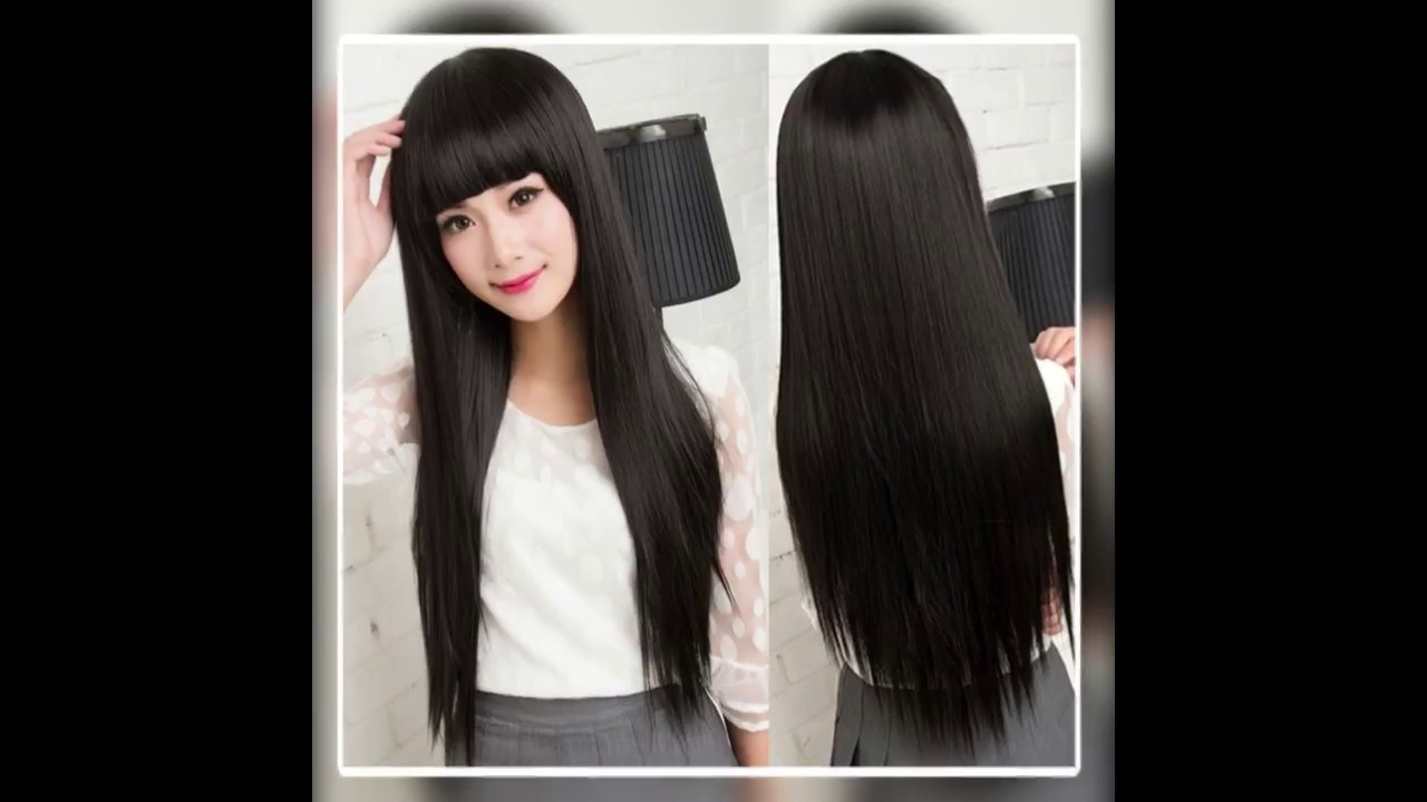 Model Rambut Panjang Wanita Terbaru Masa Kini - YouTube 0f36db759d