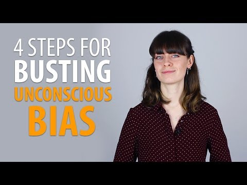 4 steps for busting unconscious bias
