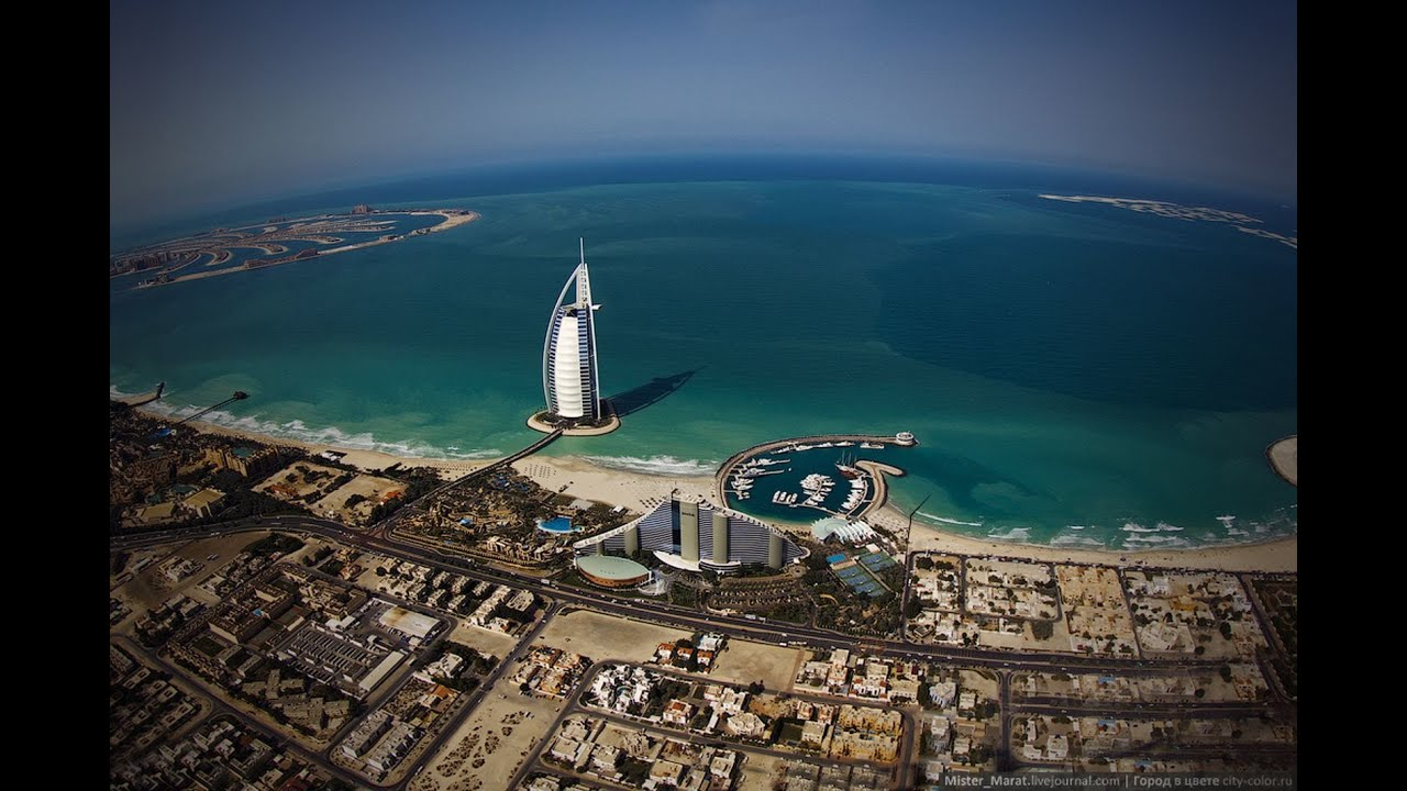 Come arrivare a Dubai - Aeroporti e compagnie aeree