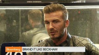 David Beckham: From Soccer to the Business Field