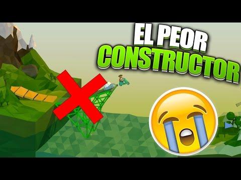 EL PEOR CONSTRUCTOR  DE LA HISTORIA|Poly Bridge