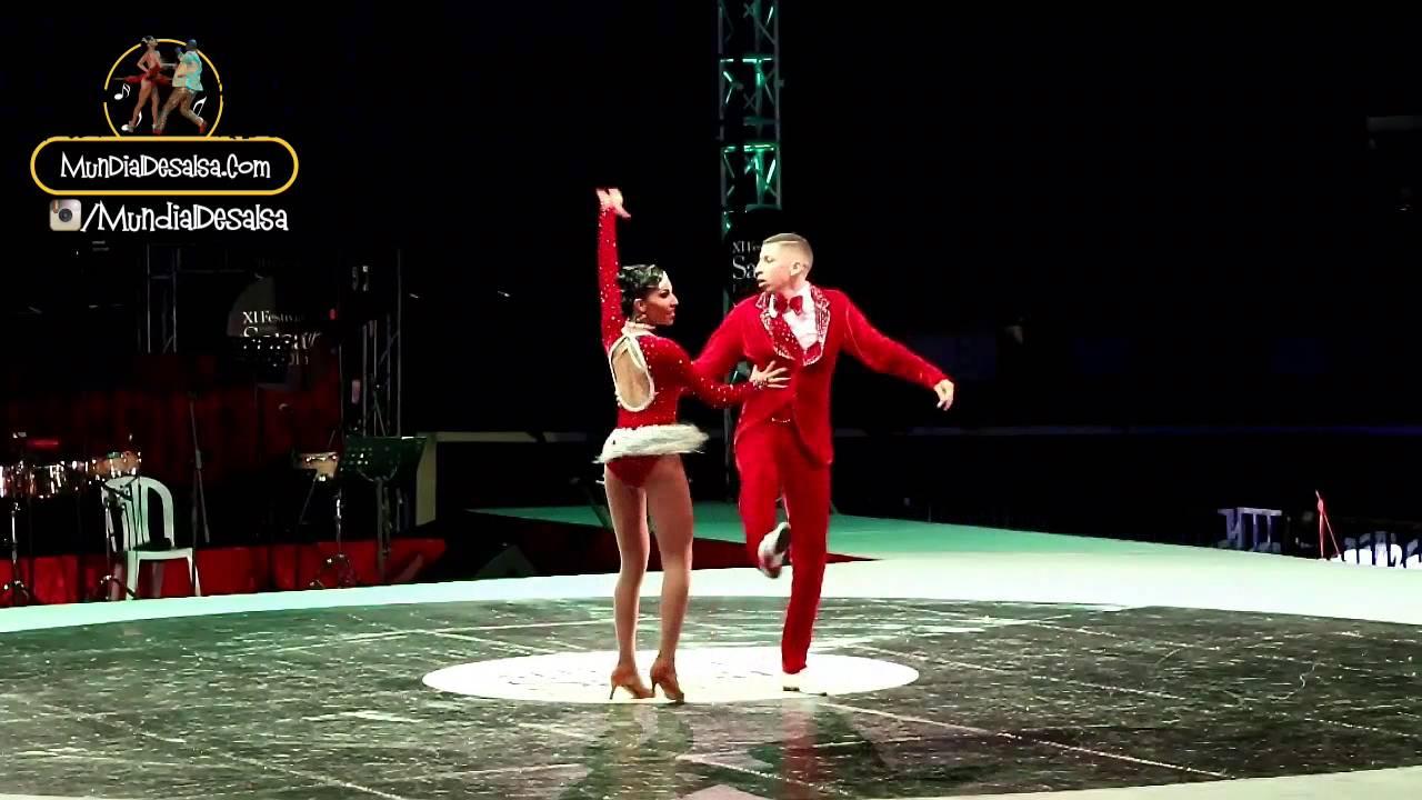Natalia Granobles y José david Holguin