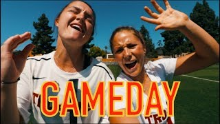 OUR GAMEDAY ROUTINE (USC LACROSSE)