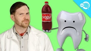 Will Soda Really Ruin My Teeth?