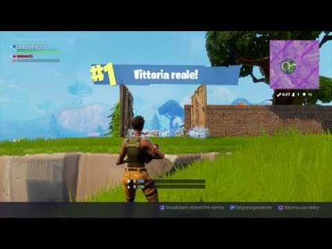 how to get a kill every game on fortnite