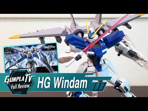 HG Windam | Gunpla TV