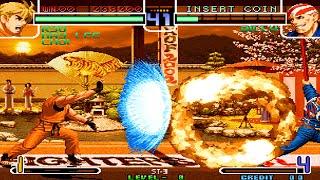 [TAS] KOF 2002 Magic Plus II - Arcade Random Team #33