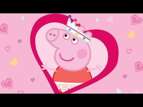 Peppa Pig Français   Meilleurs moments ❤️Épisode spécial Saint-Valentin ❤️ Dessin Animé