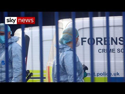 Met Police Officer Shot Dead In London