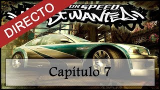 Capítulo 7 - Blacklist #9 Earl - Need for Speed Most Wanted 2005