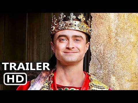 MIRACLE WORKERS: Dark Ages Official Trailer (2020) Daniel Radcliffe, Steve Buscemi TV Series HD