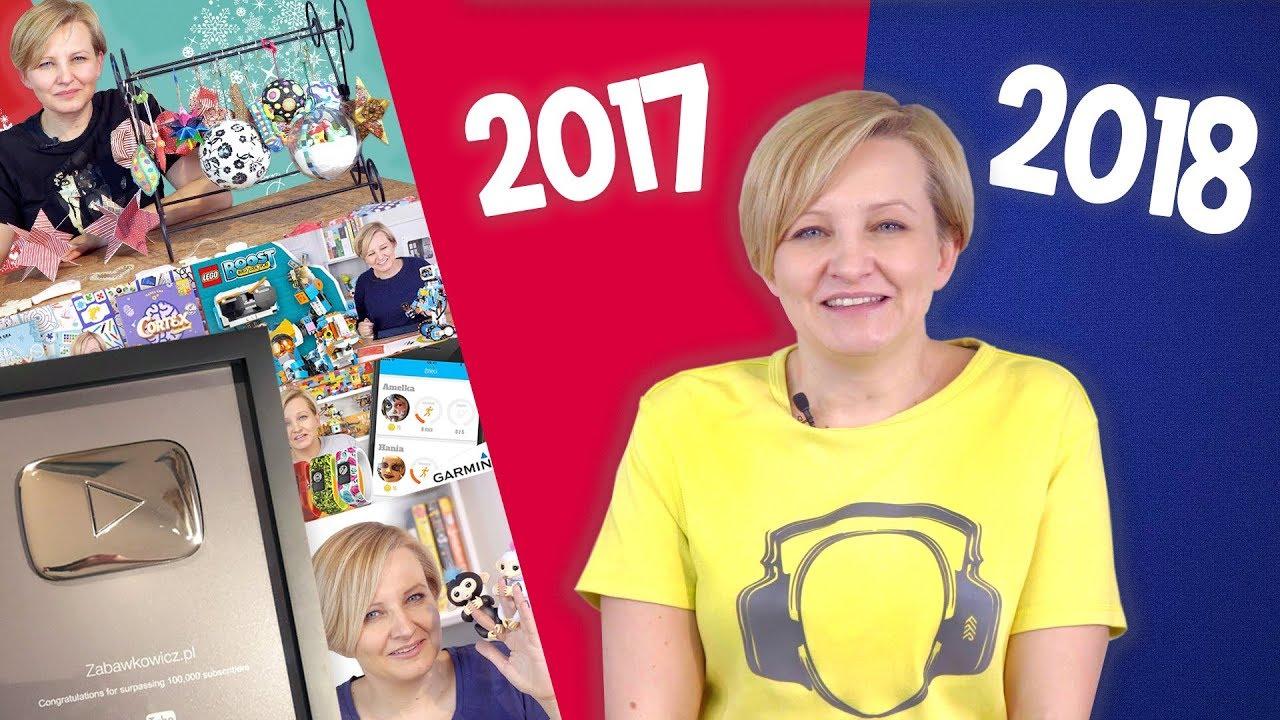 Podsumowanie Roku 2017 i Życzenia Noworoczne :)