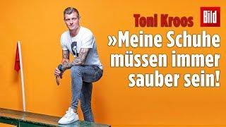 Toni Kroos Interview  Auch Weltmeister haben Ticks