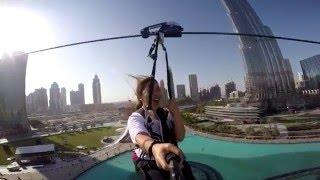 Louie da Costa tries X-Line Dubai