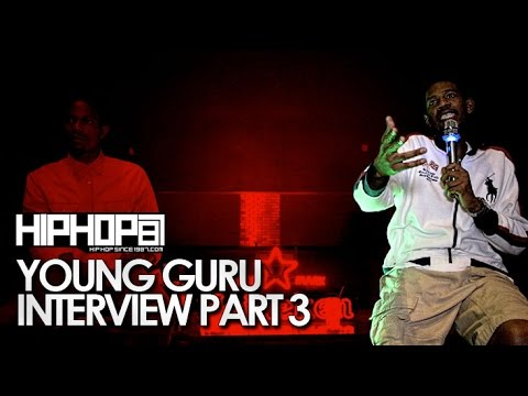 Young Guru Talks Future Of Engineering, Childhood Upbringing, Business Practices & More With HHS1987
