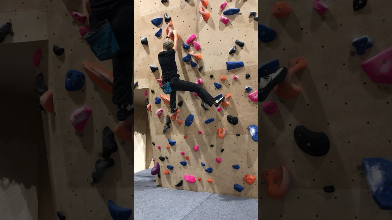Mysteries of Indoor Climbing: Endurance Circuits