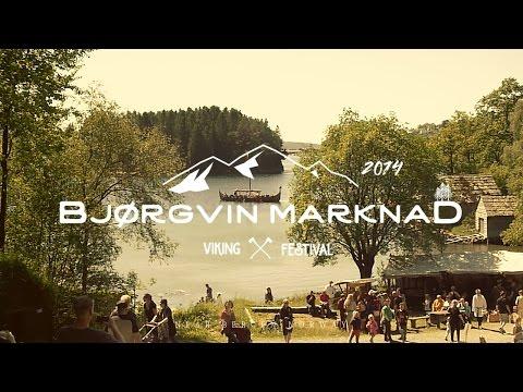Viking Festival - Bjørgvin Marknad - Bergen, Norway 2014