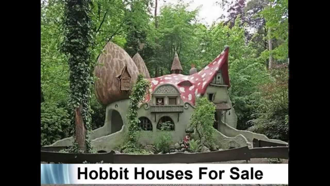 Real Hobbit Houses Must Watch   YouTube
