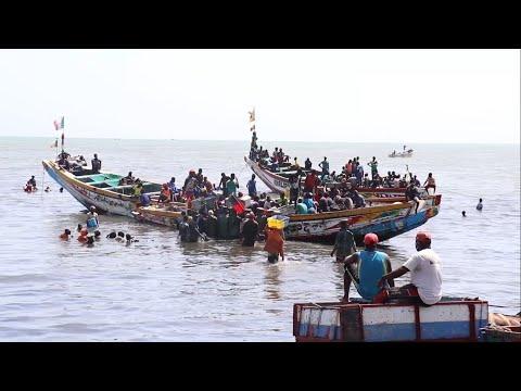 GMES and Africa (marine) au Senegal