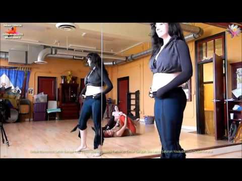 Gadis Seksi USA Goyang Eksotis ❀ Shahrzad Raqs Arabic Belly Dance #21 ❀ شهرزاد رقص ساخن جدا مثير