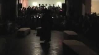 Hrabě Dracula parodie svatba upírů v podání Crazy Girls na pyžamovém plese SDH Ježov 2010