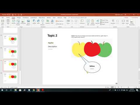 Convert An Animated PowerPoint Presentation To An Animated PDF