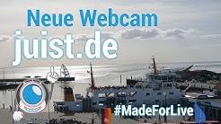 Neue Webcam auf der Nordseeinsel Juist online!